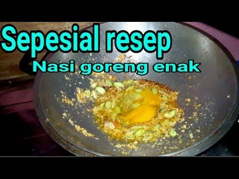 Resep nasi goreng mini rasa mewah