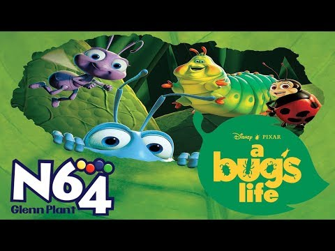 A Bug's Life - Nintendo 64 Review - HD