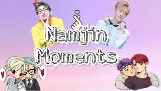 BTS - Iconic Namjin Moments