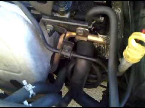 2000 Ford Focus 2 0 Dohc Pcv Valve Location And Tweak