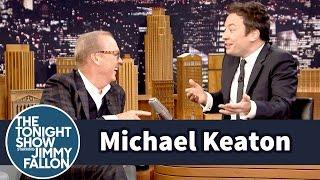 Rhyme-versation with Michael Keaton