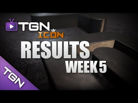  TGN ICON - Results: Week 5