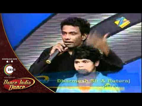 Dance Ke Superstars May 13 '11 - Dharmesh Sir And Ruturaj