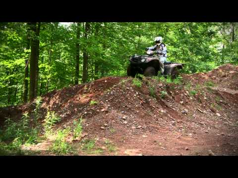 ATV TEST RIDE: 2012 Honda Foreman 500