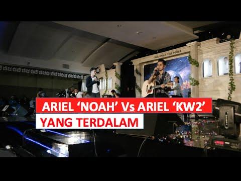 download lagu Ariel - Yang Terdalam Ariel 'NOAH' Vs Ar gratis