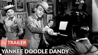 Yankee Doodle Dandy 1942 Trailer | James Cagney