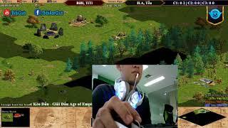C1T3 AoE 22 Random BiBi, TiTi vs Hồng Anh, Tễu Ngày 20-06-2018