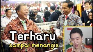 Download Lagu Orang Korea Menangis Melihat Persahabatan Presiden Korsel dan  Indonesia Gratis STAFABAND