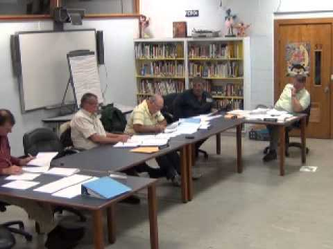 06 13 13 Planning Board meeting 1