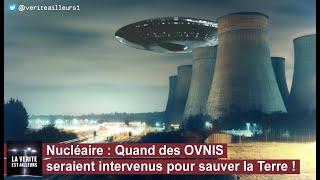 ★ Quand des OVNIS seraient intervenus pour sauver la Terre !