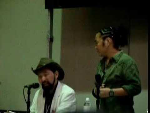 Otakon 2008 - Kappei Yamaguchi Friday panel part 3