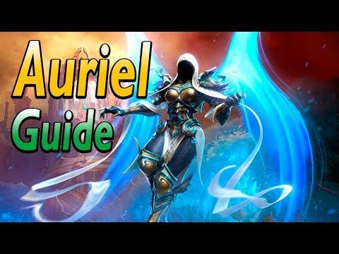 Auriel Guide: I Hope you like bursting people...