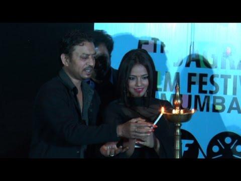 Irrfan Khan & Neetu Chandra Inaugurate 5th Jagran Film Festival