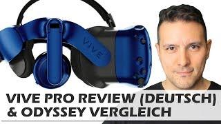 HTC Vive Pro Review: Warum Ihr Euch Die Vive Pro (Noch) Nicht Kaufen Solltet! [deutsch]