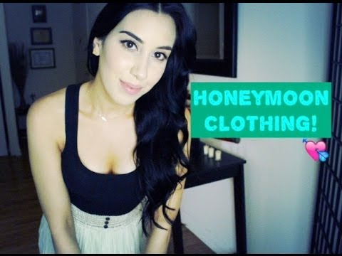Pre- Honeymoon Clothing Haul Pt 1 (try On) Dresses, Bathing Suits, Cover Ups & More!!!! video