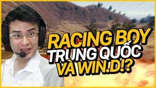 Win.D gặp phải RACING BOY TRUNG QUỐC !? | CƯỜI RỤNG TRỨNG CÙNG WIN.D