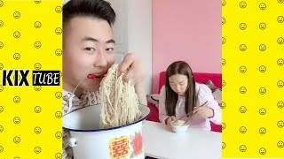 Watch keep laugh EP525 ● The funny moments 2019
