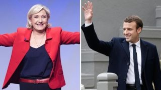 Macron, Le Pen to face each other in May 7 runoff vote