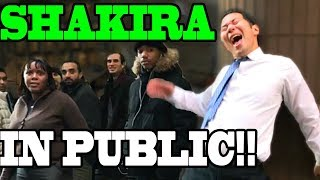 Download Lagu SINGING IN PUBLIC - SHAKIRA!! Gratis STAFABAND