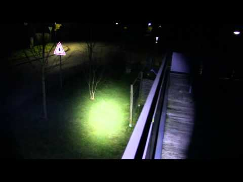 MSITC nightly video review Niwalker NWK600N1 700 ANSI lumens max. - msitc-shop.com