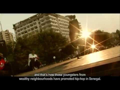 100% Galsen: a hip hop documentary made in Senegal