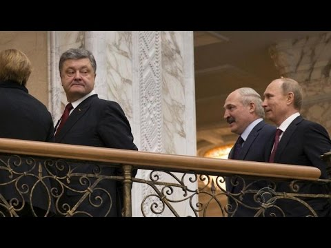 What Ukraine ceasefire deal entails