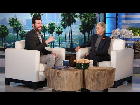 Billy Eichner Is on Ellen!