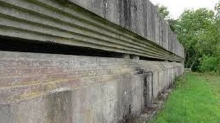Searching for old WWII bunkers UK