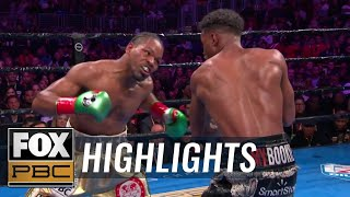 Errol Spence Jr. vs. Shawn Porter Welterweight title fight | HIGHLIGHTS | PBC ON FOX