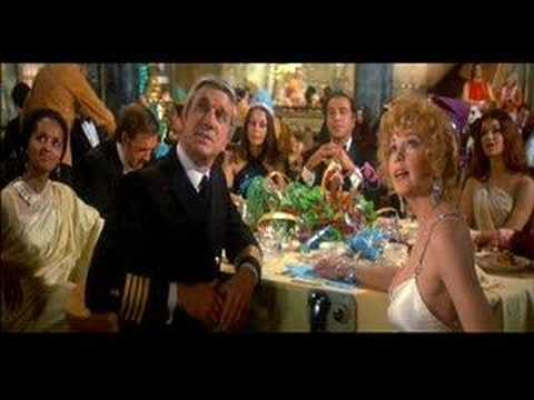 Fred Sadoff in The Poseidon Adventure A Tribute