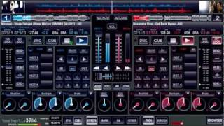 Pack de Skins 2 VIRTUAL DJ 7 (Para Audio y Video) By Darmix Dj