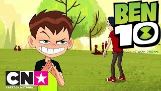 Les astuces de Ben10 | CN Heroes | Cartoon Network