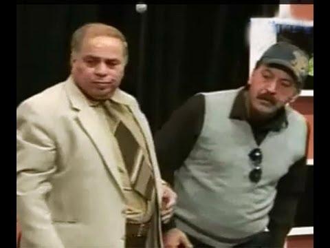 المسرحية الكوميدية العراقية  ـ انتربيت ـ محمد حسين عبد الرحيم ـ نسخة كاملة