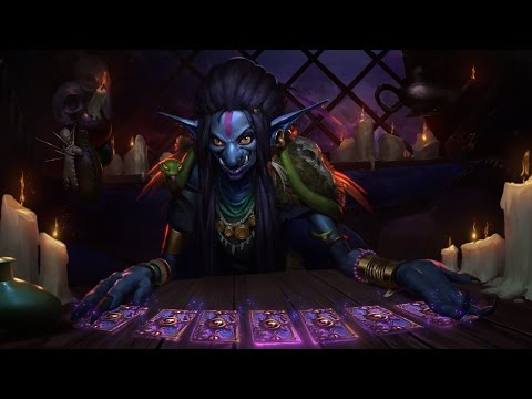 Whispers of the Old Gods Cinematic Trailer