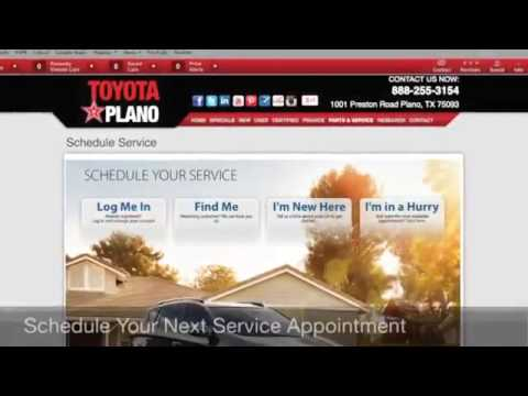 Welcome to Toyota of Plano Proud to Serve Dallas/Fort Worth Metroplex, TX!