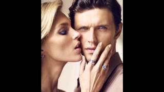 Beautiful Slavic couple: Anja Rubik & Sasha Knezevic