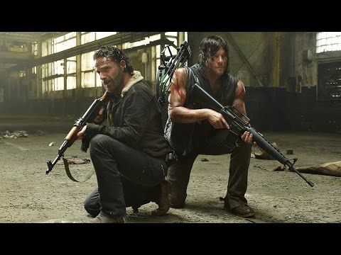 The Walking Dead - L'intégrale de la saison 5