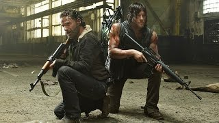 THE WALKING DEAD Season 5 - Own it on Digital Download, Blu-ray & DVD