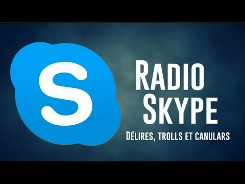 RADIO SKYPE | Délires, trolls et canulars - Feat. ShokoTeam & PastaSn1p3r