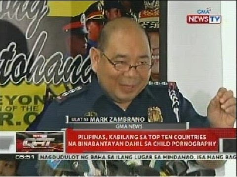 QRT: Pilipinas, kabilang sa top ten countries na binabantayan dahil sa child pornography