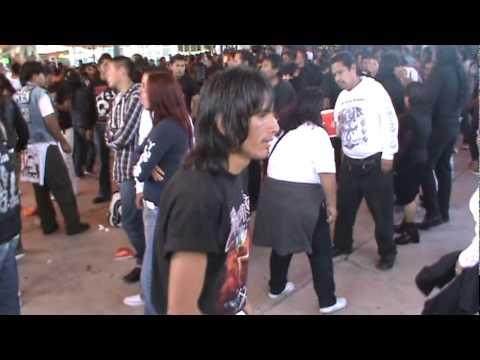 ROCK N ROLL EN EL FRONTON EL PUENTE 16-10-11
