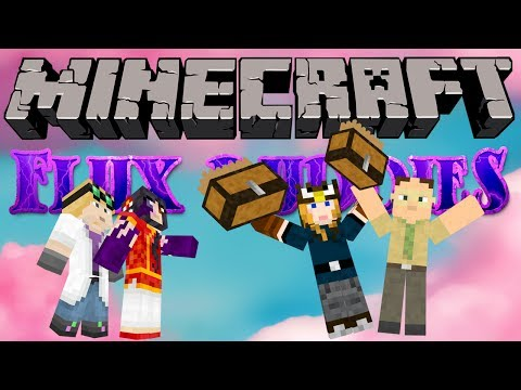 Minecraft - Flux Buddies #28 - The Trade (yogscast Complete Mod Pack) video