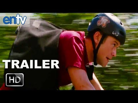 Premium Rush Official Trailer 2 [HD]: Joseph Gordon-Levitt Rides Like Hell