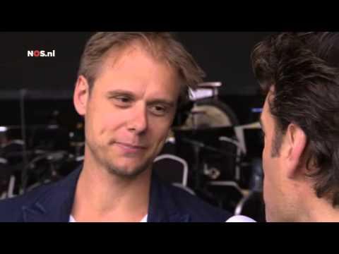 Interview DJ Armin van Buuren: samenwerken met orkest vraagt aanpassing