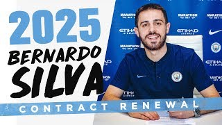 Bernardo Silva | Contract Extension until 2025