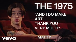 """And I do make art... thank you very much"" 