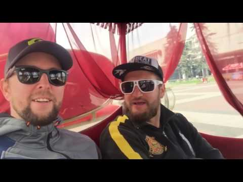 Москва - Сочи по воде (эпизод 10: Прогулка по Ульяновску, переход в Самару)