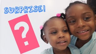 SURPRISE PACKAGES|FUN LEARNING COLOURS