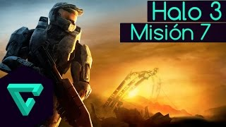 HALO 3 | MISIÓN 7 - EL COVENANT - ESP. LATINO | HD 60FPS