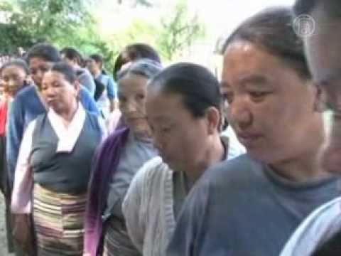 Pemilu untuk Pemerintah Tibet di Pengasingan
